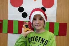 Joshua Weihnachten Knete