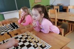 Schach Selina & Luna