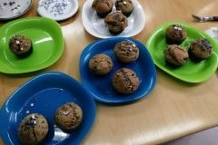 Weihnachten Muffins